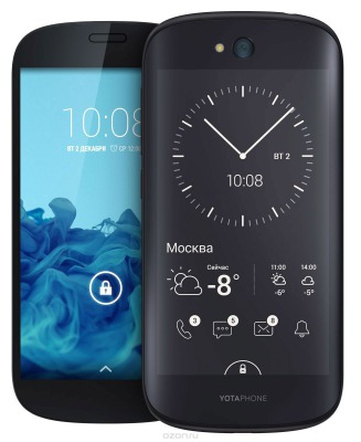Смартфон Yota Devices YOTAPHONE 2